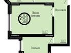 Продается 2-комн. квартира свободной планировки, площадью 52